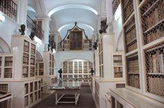 Teleki-Bolyai Library (Târgu-Mureş, Romania)