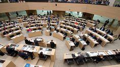 Martin tritt mit NPD-Vergleich ab: AfD wehrt sich gegen Rechtsruck-Vorwurf