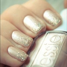 Love this over a light color. I've tried it over a dark shimmery green and it ends up too evening-wear for me.