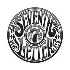 The Seventh Letter Summer 2013 by Chandra Larsson, via Behance Hand Lettering Styles, Lettering Design, Vintage Typography, Typography Letters, Typography Inspiration, Design Inspiration, Design Ideas, E Design, Logo Design