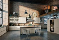   2014 kitchen design trends we are carrying over to 2015   http://www.snaidero-usa.com/designliving-blog