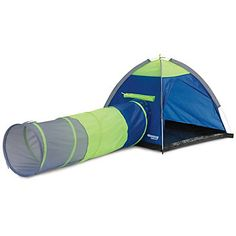 Discovery Kids Adventure Play Tent & Tunnel   Kids play tent