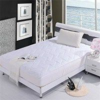 Image of High Quality Premium Hypoallergenic Twin Size Waterproof Mattress Cover/Protector - Vinyl Free in Grand Forks Quick Details: Material: 80%cotton 20%polyester Style: Plain Pattern: PLAIN DYE, PRINTED Technics: Knitted Size: TWIN, FULL, QUEEN, KING,CAL KING Age Group: Adults Feature: Anti-Bacteria, Air-Permeable, Anti Dust Mite, Flame Retardant, Waterproof, breathable Use:... Read more »