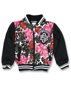 LEO CHERRYBLOSSOM - Beautiful baby Jacket. I love the design. I wish there was one like that for me..