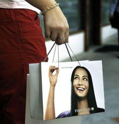 뉴스 :: 아이디어 넘치는 쇼핑백들