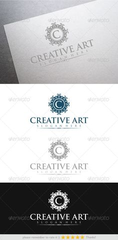 Creative Art — Vector EPS #floral #creative • Available here → https://graphicriver.net/item/creative-art/6507796?ref=pxcr
