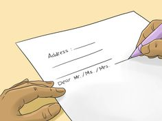 How to Write a Letter Requesting Sponsorship -- via wikiHow.com