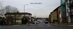 Dog Lane. Neasden NW10