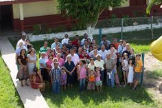 July 7th, 2013 in Belize, Central America.  All descendants (except for married into the family) of Apolonio Coyoc and Lauriana Uchin.