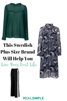 cd8982d71ae This Swedish Plus Size Brand Will Help You Live Your Best Life ...
