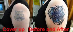 Celtic Tattoo pictures. World renowned Celtic Tattooist Captain ...