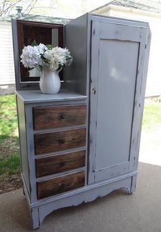 antique wardrobe closet - Google Search
