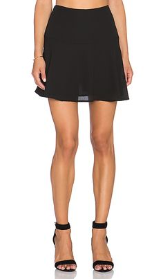Shop for Three Eighty Two Ruffle Skirt in Black at REVOLVE. Free 2-3 day shipping and returns, 30 day price match guarantee.