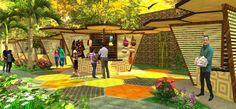 propuesta de diseño modulos para ubicacion de artesanos en la ciudad de cartagena