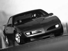 1991–92 Pontiac Firebird Formula Firehawk