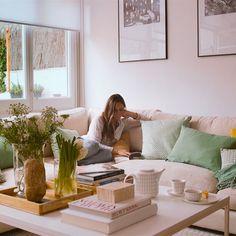 En casa de @lostinvogue: una casa con amor
