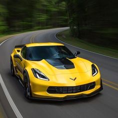 Buy 2018 and 2017 model of Chevy Corvette from Houston car dealer. Chevrolet Corvette Stingray for sale at Westside Chevrolet. Buy new and used Chevy corvette. Chevrolet Corvette Stingray, Yellow Corvette, Muscle Cars, Used Chevy, Hot Wheels, Pontiac, Gm Car, Lamborghini Gallardo, Bugatti Veyron
