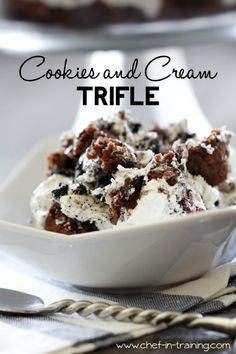 ... : Trifles on Pinterest | Trifles, Brownie Trifle and Berry Trifle