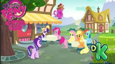 Ve el vídeo «MLP FIM T.6 EP 138 ESPAÑOL LATINO.» subido por My Little Pony Network Centroamerica a Dailymotion.