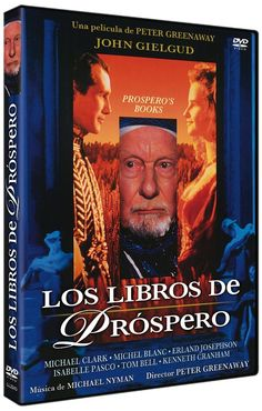 Los libros de Próspero [Recurso electrónico] / una película de Peter Greenaway
