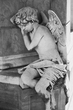 angel asleep