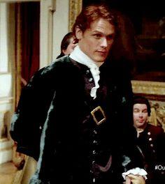 Jamie Fraser Fan | henricavyll: Outlander Season 2 | Jamie and...