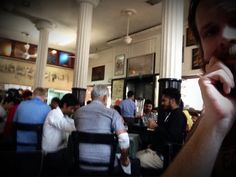 A bit of a traveller cliché I know but it had to be done. A beer at Leopolds Cafe in Mumbai.
