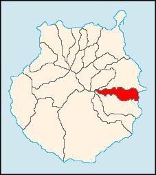 Situación del Municipio de Ingenio