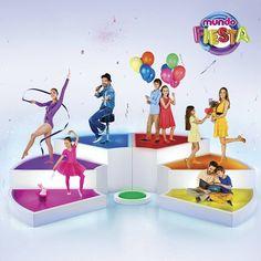 ¡Disfruta en mi mundo la temporada#MundoFiestaSantafé!  #humor #magia #plan #mall #familia #amigos #bogotá #colombia