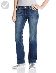 Lucky Brand Women's Sweet N Low Jean, Amber, 25x30 - All about women (*Amazon Partner-Link)