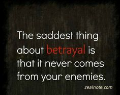 sad quotes about friendship betrayal