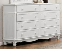 Clementine Collection Dresser 1799-5
