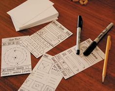 UX design Sketching on index cards early in your design process will show you how to effectively visualize data for a small mobile screen Ios Design, Interface Design, Dashboard Design, Graphic Design, Design Thinking Process, Design Process, Card Ui, User Experience Design, Customer Experience