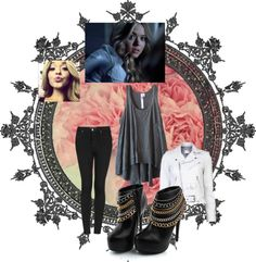 """""""Alison DiLaurentis"""" by prettylittleliar0916 ❤ liked on Polyvore"""