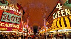 Downtown, Las Vegas, NV