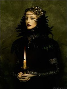 the motherland chronicles // zhang jingna.