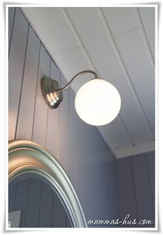 Fin lampe! Ikea
