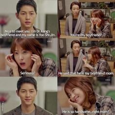 Descendants of the Sun #korean #drama One of the things I loved best about the drama was the lack of love triangle