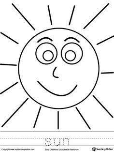starburst coloring pages - photo#44