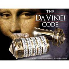 Figurine Da Vinci Code - Réplique Cryptex
