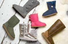 if it was up to me i would have every pair, every color... <3 LOVE uggs