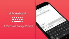 Hub Keyboard, la tastiera Microsoft nata per condividere, sbarca su iOS  #follower #daynews - http://www.keyforweb.it/hub-keyboard-tastiera-microsoft-ios/