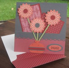 card-kit girl birthday idea