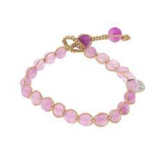 Biba armband lila paars