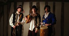 They're here to make you happy - they're here to make you jive - they're here to make you party like its 1555!  Flamboyant Early Music power trio, in full costume and with a sense of humour, The Medieval Princes will give your party a dynamic and memorable flavour. #TheMedievalPrinces #Warwickshire