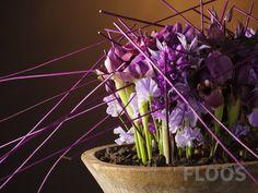 Flower Designs, Workshop, Planters, Around The Worlds, Garden, Flowers, Image, Nature, Atelier