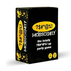 Mobscenity - The Totally Bleeped Up Party Game Mobscenity http://www.amazon.com/dp/B00N0ZCDZC/ref=cm_sw_r_pi_dp_ECEPub0X8T2Y8