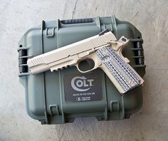 Colt M45A1 Find our speedloader now!  http://www.amazon.com/shops/raeind