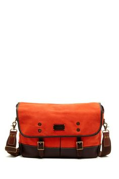 Cole Haan Messenger Bag by Non Specific on @HauteLook