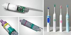 Electric toothbrushes are not only harmless to teeth and gum but also safer than manual toothbrushes due to the adoption of micro gear motor. Powder Metallurgy, Dental Problems, Future Trends, Stepper Motor, Dental Hygiene, Oral Health, Gears, Teeth, Manual